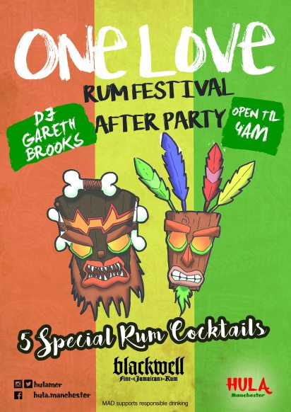 Rum Festival Afterparty