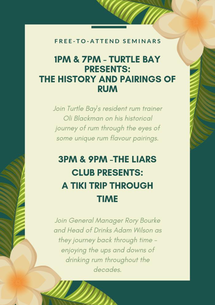 Rum Fest Seminars